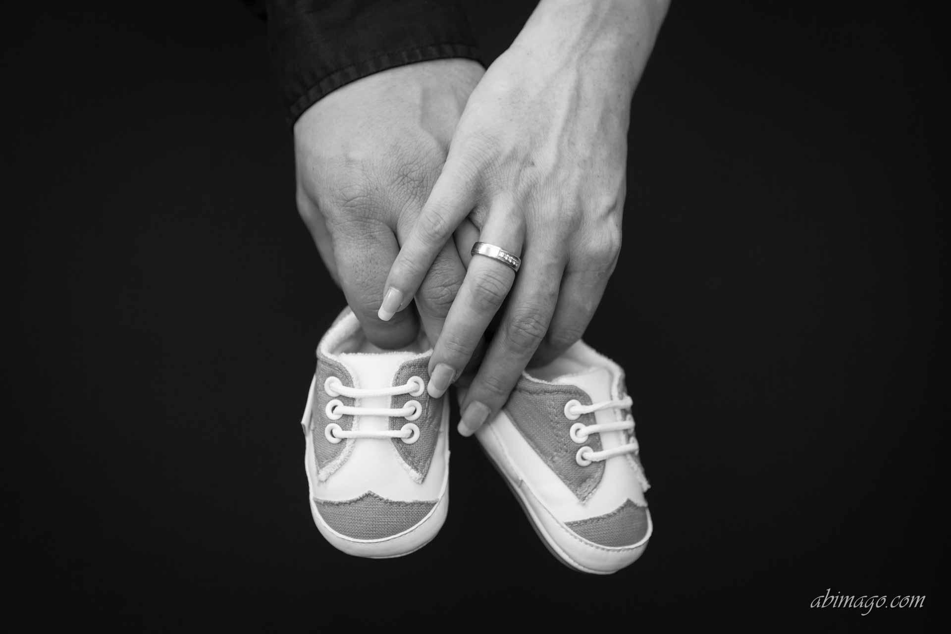 Newborn Fotografie - Babybauch Fotografie 13