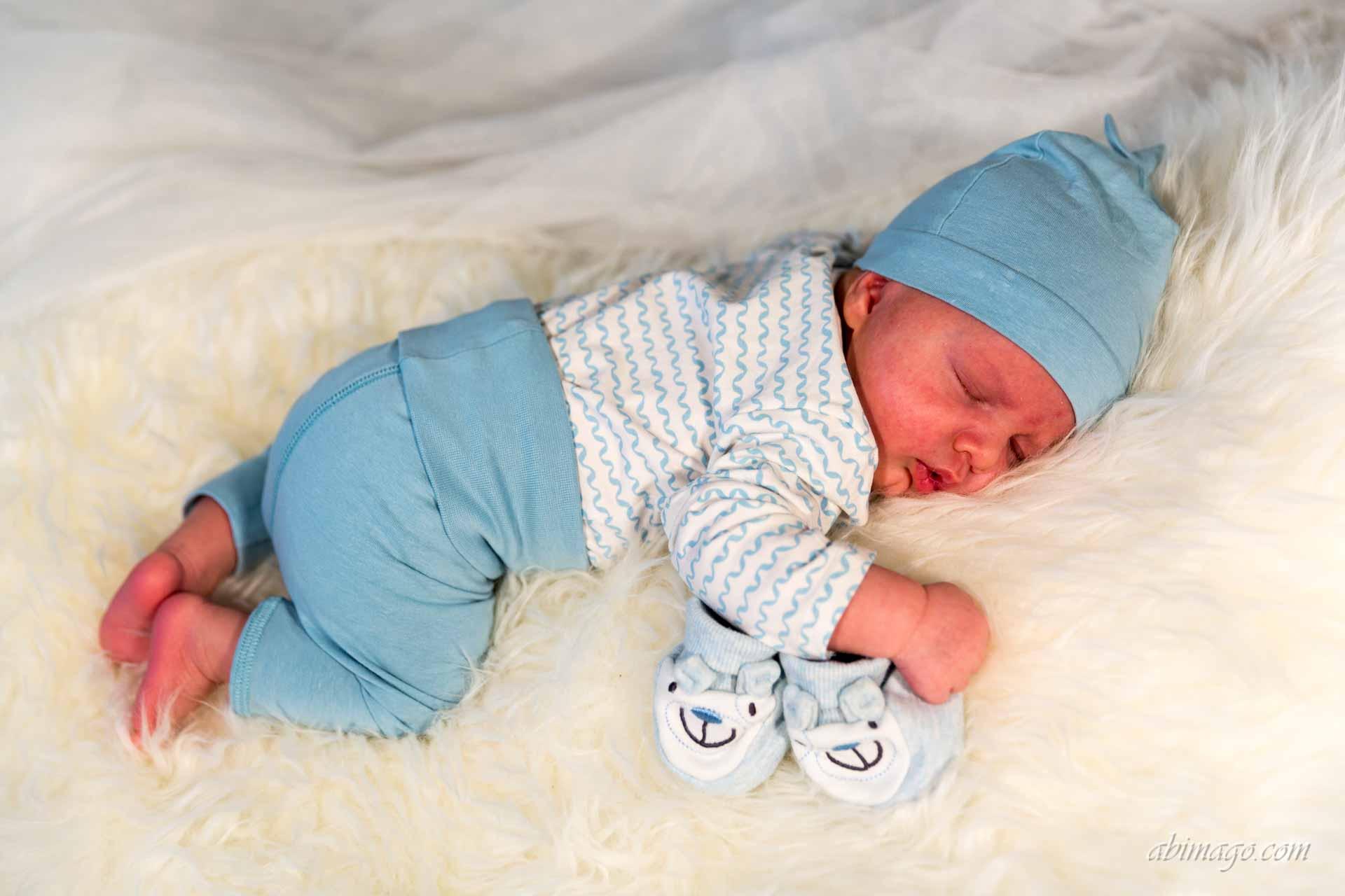 Newborn Fotografie - Babybauch Fotografie 14