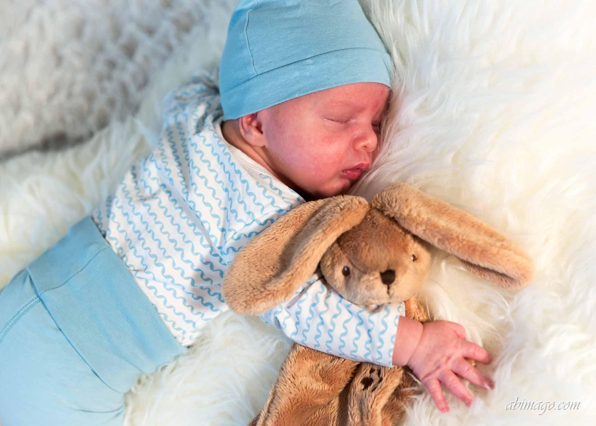 Newborn Fotografie - Babybauch Fotografie 17