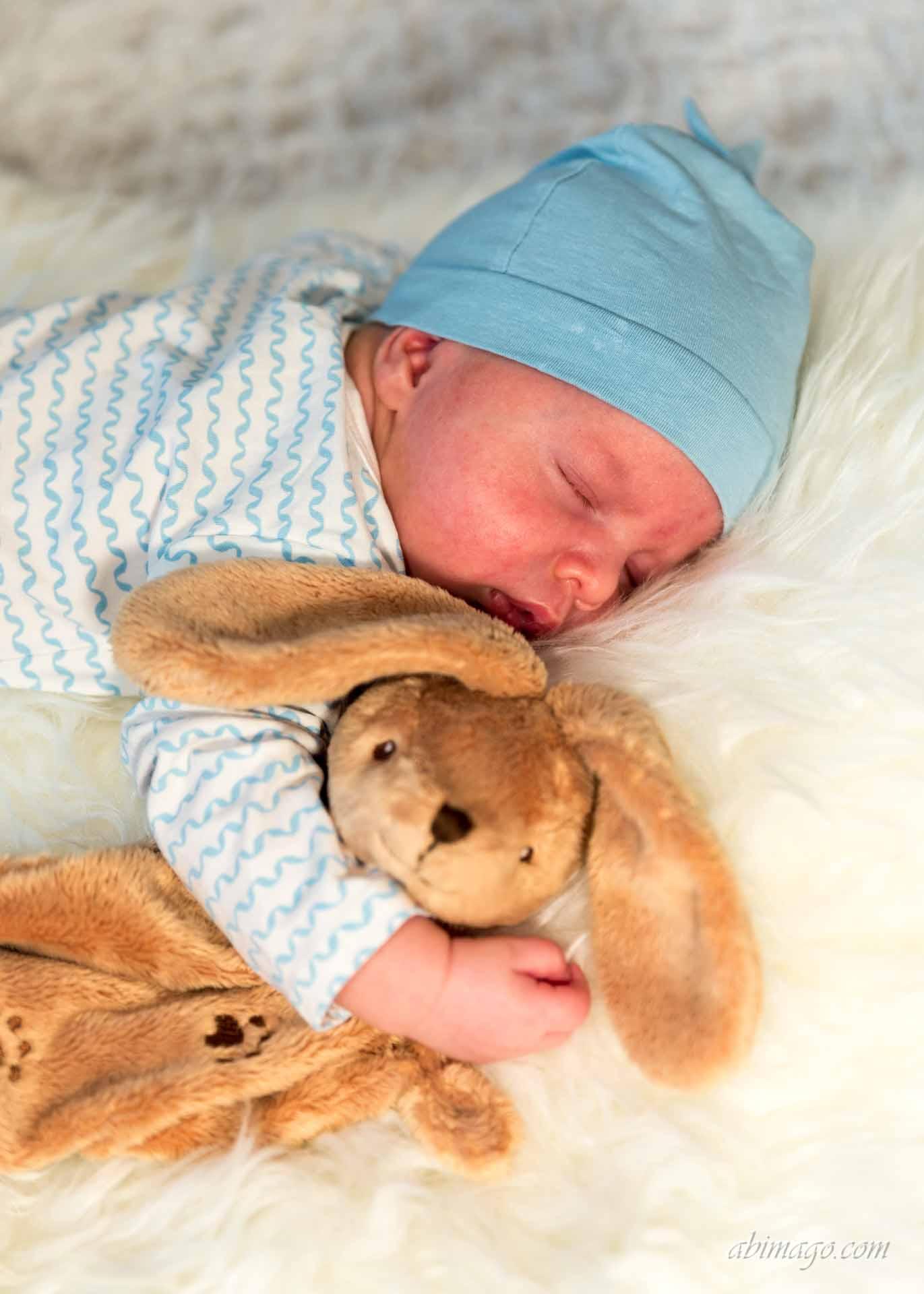 Newborn Fotografie - Babybauch Fotografie 19