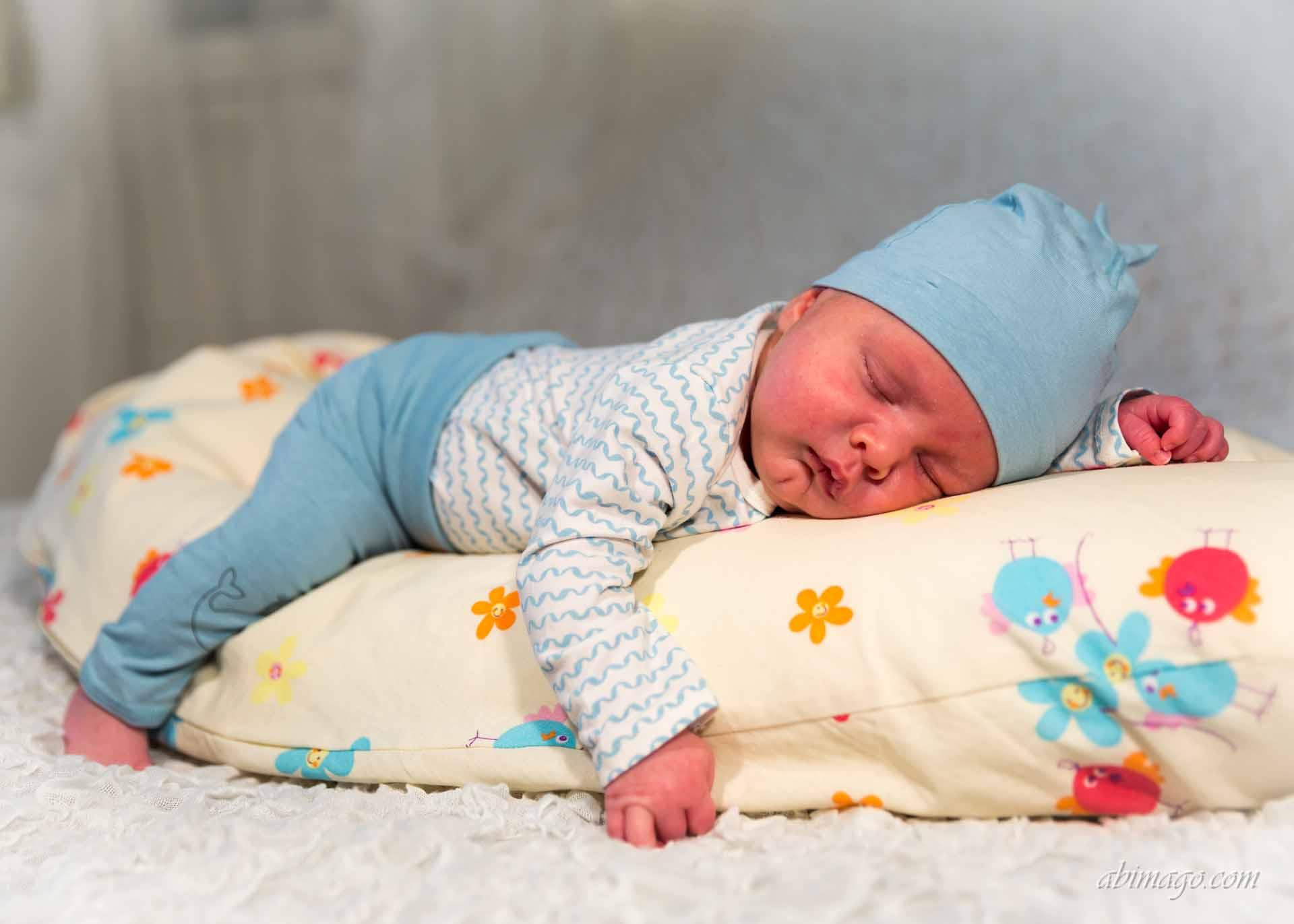 Newborn Fotografie - Babybauch Fotografie 1