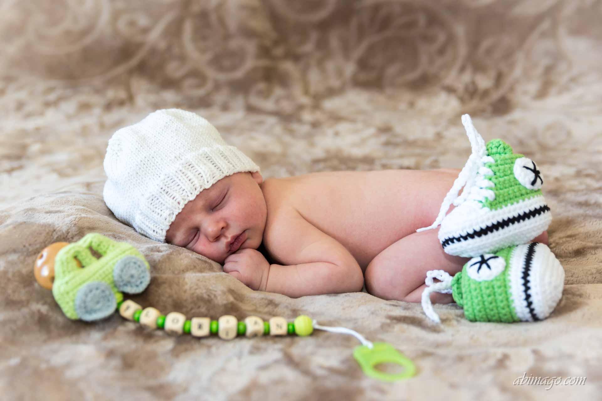 Newborn Fotografie - Babybauch Fotografie 3