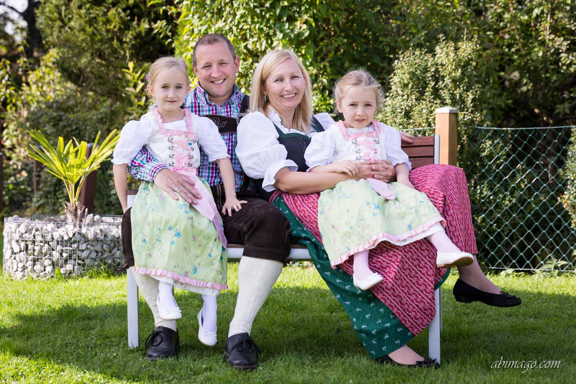 Familienshooting Salzburg