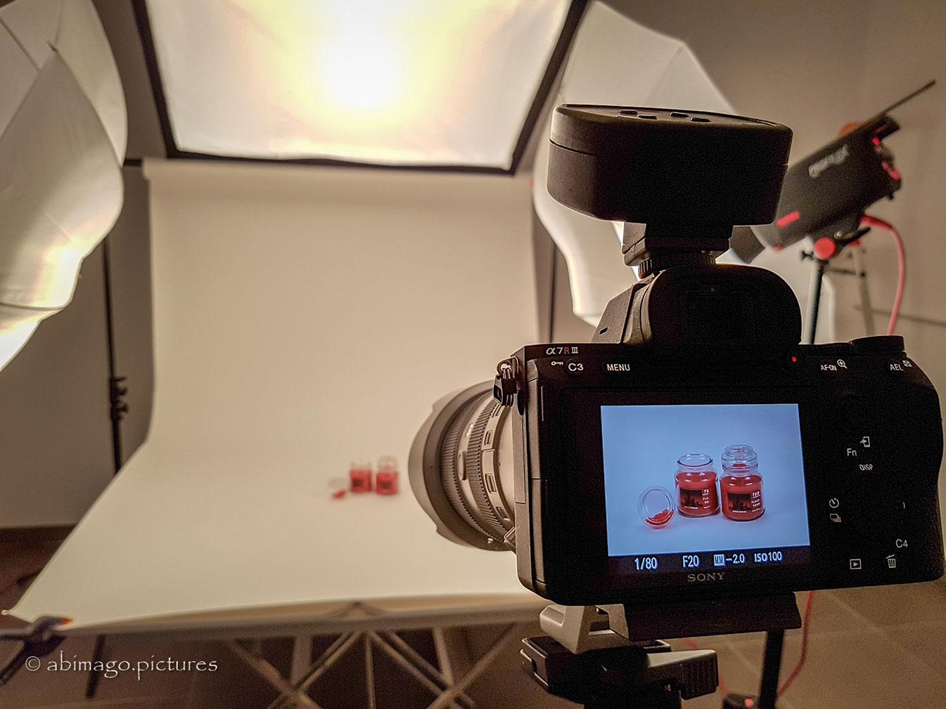 Fotostudio - Filmstudio 1